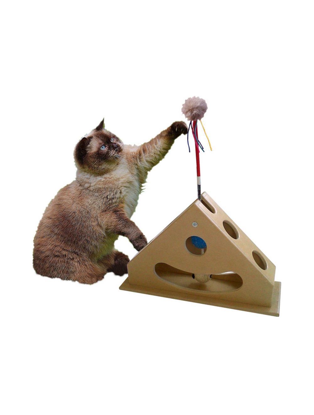 Golpeador para gatos Pendulo - PRSR