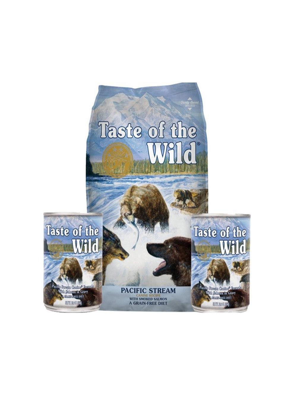 Comida Taste Of The Wild Pacific Stream - Ciudaddemascotas.com