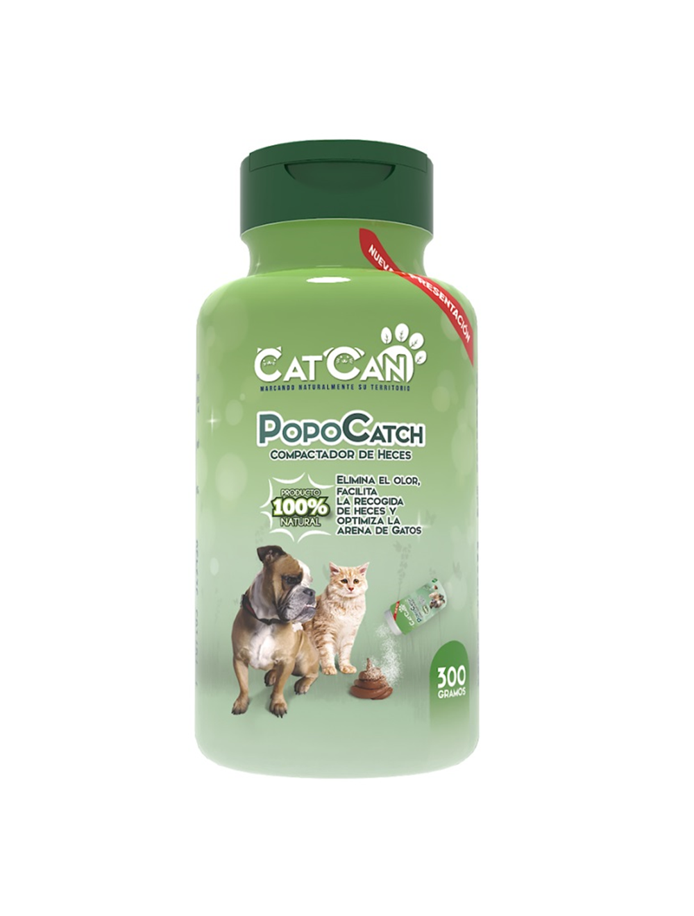 Cat Can Popo Catch x 300g
