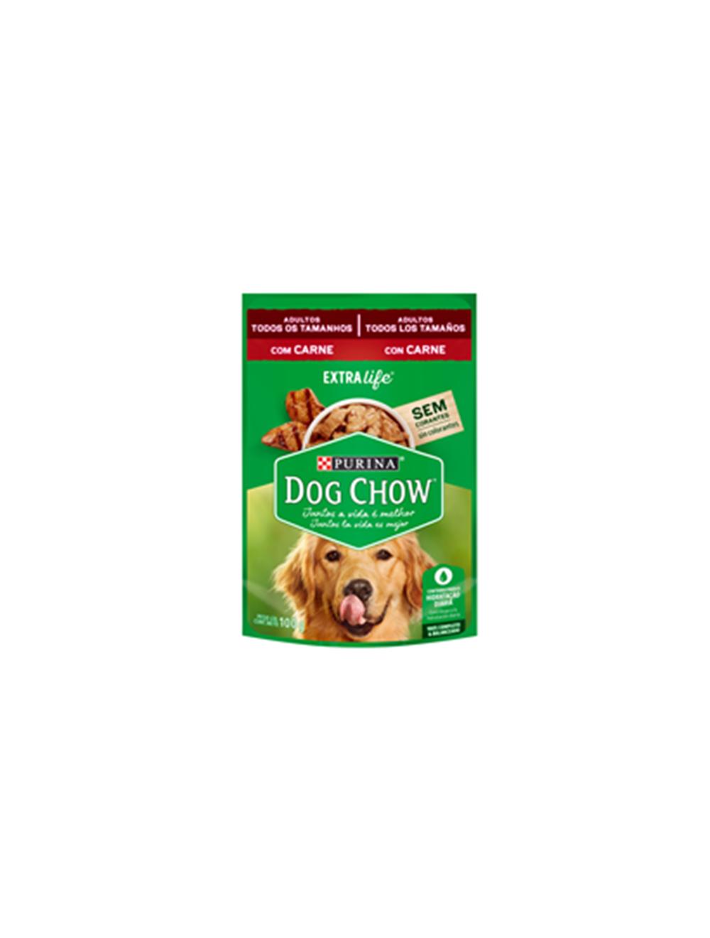 Comida Purina dog chow todos los tamaños - Ciudaddemascotas.com