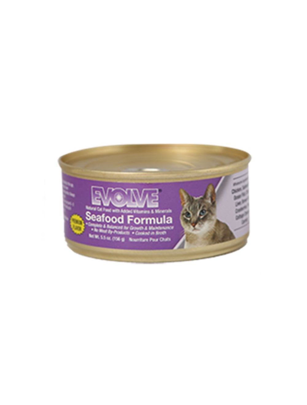 Evolve Cat Lata Seafood