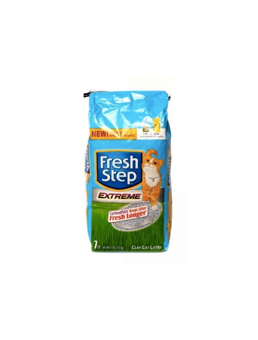 Arena Fresh Step Regular Para Gatos x 3,17Kg