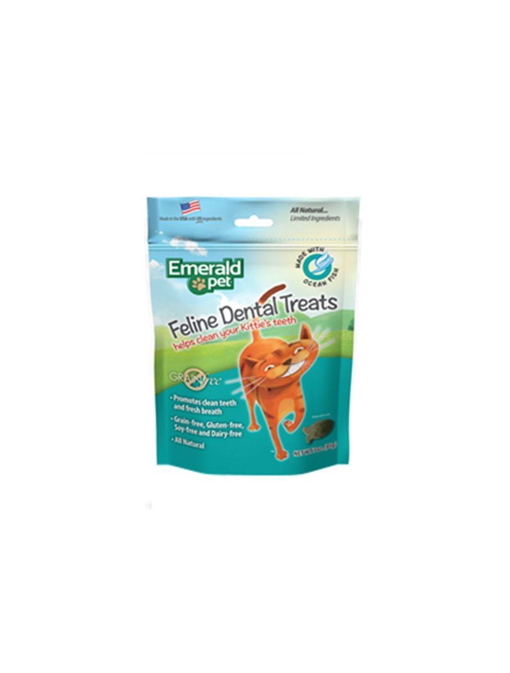 Emerald Pet Snack Para Gatos Dental Oceanico