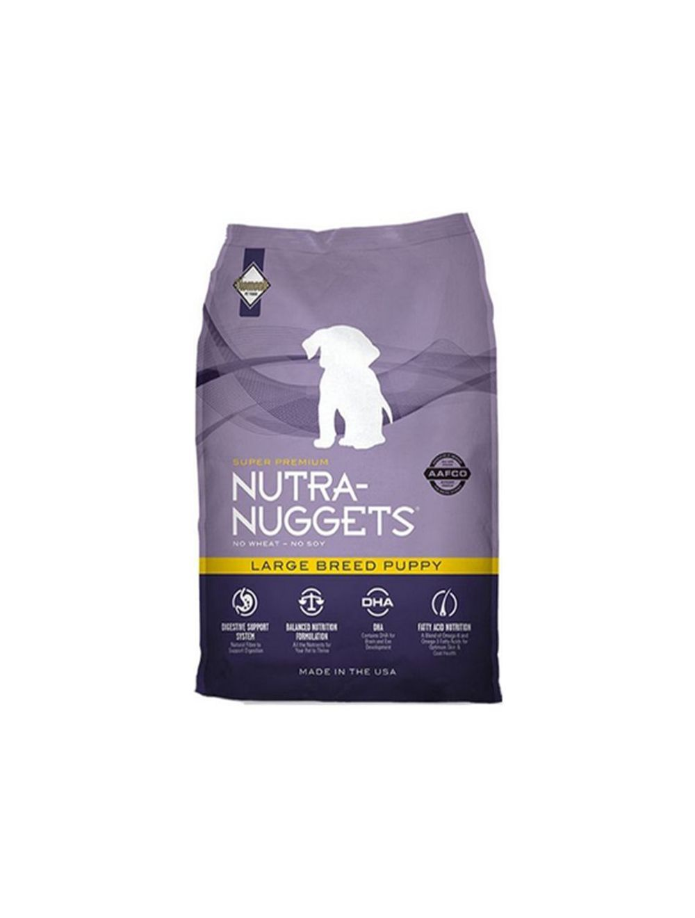 Comida Nutra Nuggets Cachorro Raza Grande - Ciudaddemascotas.com