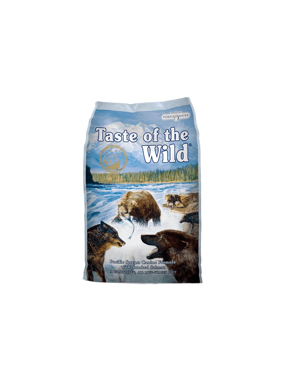 Taste Of The Wild Pacific Stream Canine Formula Salmón Ahumado