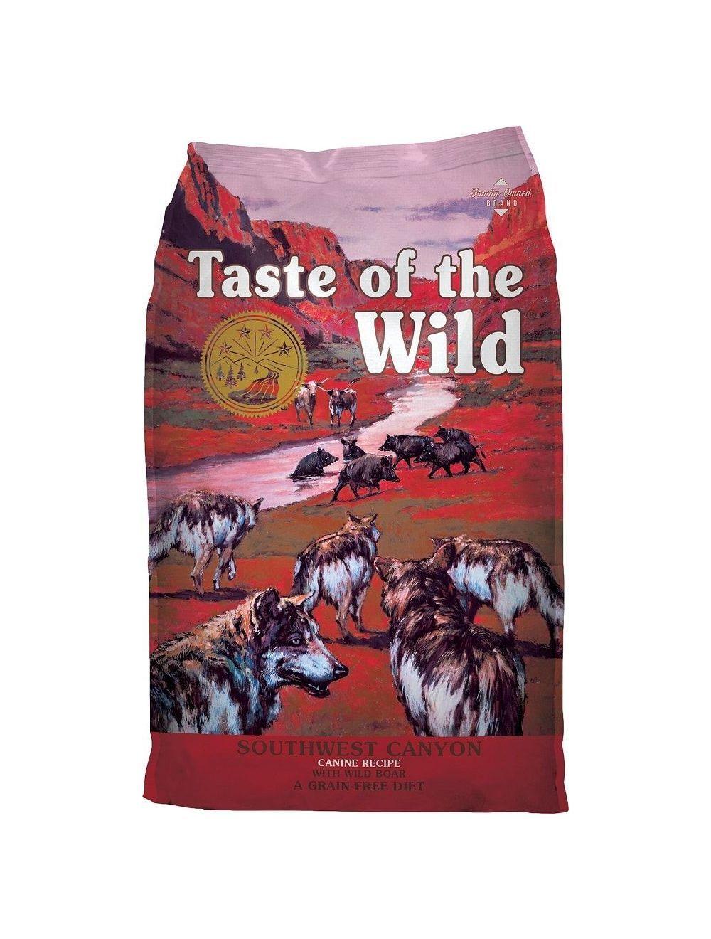 Comida Taste Of The Wild Southwest Canyon - Ciudaddemascotas.com