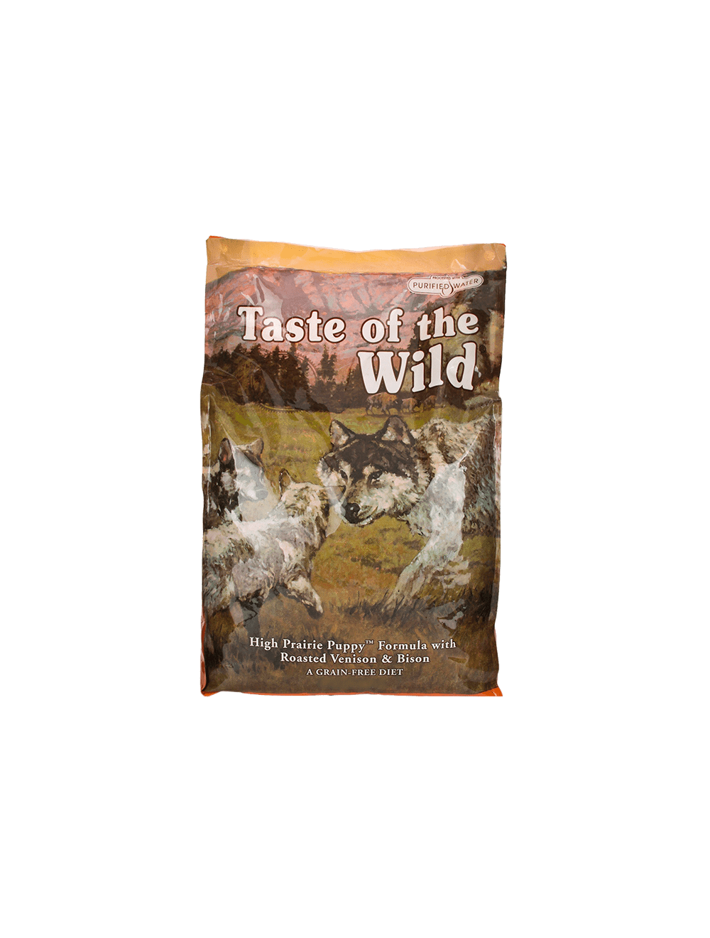 Taste Of The Wild High Prairie Puppy 12.7 Kg - Ciudaddemascotas.com