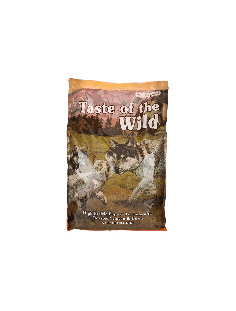 Taste Of The Wild High Prairie Puppy 6.35 Kg
