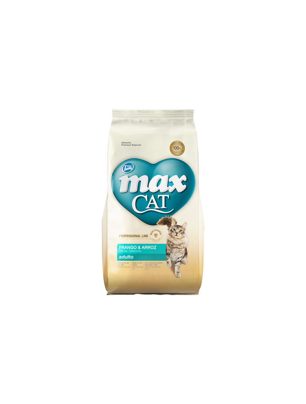 Comida para gato Total Max Professional Adult-ciudaddemascotas.com