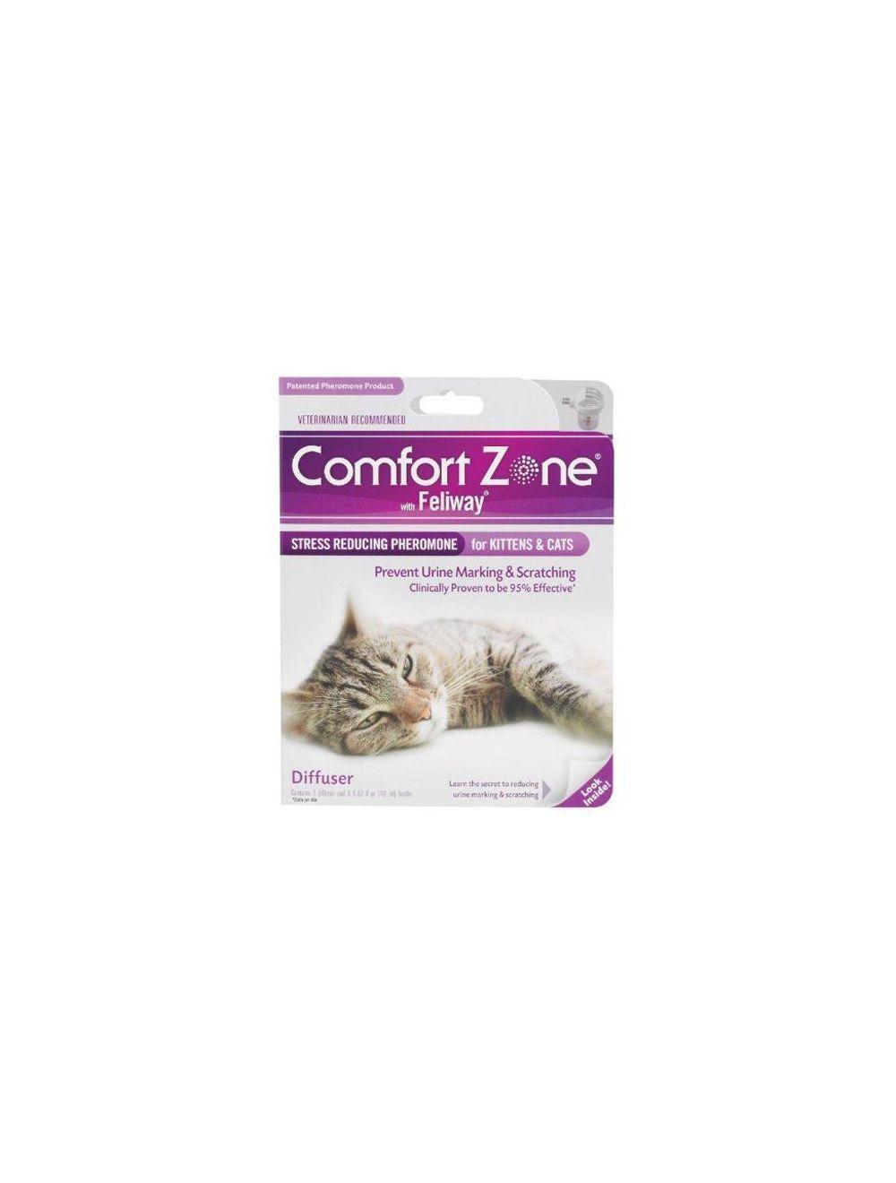 Tranquilizante para gatos con feromonas - Ciudaddemascotas.com