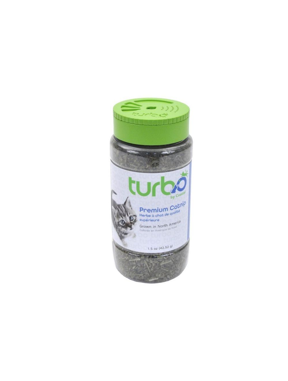 Turbo gato catnip dispensador 1.5 oz