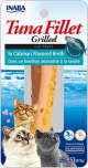 INABA Filete de Atún a la Plancha en Caldo con Sabor a Calamar