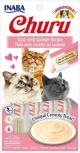 INABA Cat Churu 4 piezas de Atún y Salmon