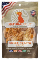 Natural Value Sweet Potato Krisps X 71 Gr
