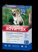 Advantix Pipeta para Perros de más de 25 kg hasta 40 kg