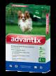 Advantix Para Perros Pipeta Hasta 4 Kg 0 4 Ml