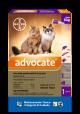 Advocate pipeta para gatos grandes hasta 8 kg x0.8ml tripack