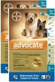 Advocate Pipeta para Perros de 4 kg hasta 10 kg Combo x 6