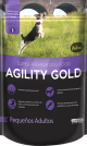 Agility Gold Pequeños Adultos x 3 Kg