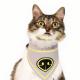 Pañoleta Para Mascotas Batcan Talla M
