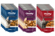 Chunky Delicat Pouch Trozos Multisabor 80 gr combo x10 und