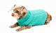 Saco Cody para Perros Aguamarina XL