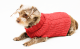 Saco Cody para Perros Rojo M