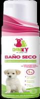 Dinky Baño Seco en Espuma Perros Cachorros x 200ml