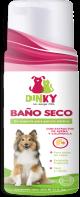 Dinky Baño Seco en Espuma Para Perros Adultos x 200 ml