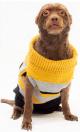 Saco Ernie Para Perros Amarillo Xs