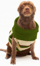 Saco Ernie para Perros Verde L