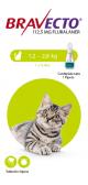 Bravecto Para Gato Spot On 1.2 - 2.8 Kg  + Obsequio Gratis