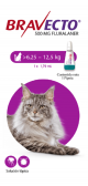 Bravecto Para Gato Spot On 6.2 - 12.5 Kg + Obsequio Gratis