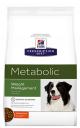 Hills Perro Metabolic 3.4 Kg