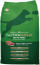 Nutra Gold Dog Grain Free Duck and Sweet Potato