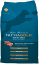Nutra Gold Dog Grain Free Whithefish & Sweet Potato  2.25 Kg