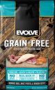 Evolve Dog Grain Free Duck 1.81 Kg