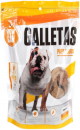 Galletas Naturales Wow Can Sabor Pollo Y Ternera 300g