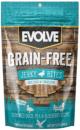 Evolve Dog Snack Grain Free Jerky Duck  340 Gr