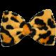 Corbatin Leopardo XL