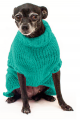 Saco Libby para Perros Aguamarina S