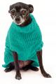 Saco Libby para Perros Aguamarina M