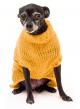 Saco Libby para Perros Amarillo S