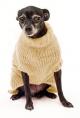Saco Libby para Perros Beige XS