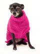 Saco Libby para Perros Fucsia XL