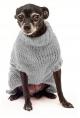 Saco Libby para Perros Gris Claro XL