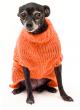 Saco Libby para Perros Naranja XS