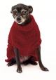 Saco Libby para Perros Vinotinto XL