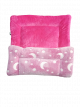 Cojín Colchoneta Luna Rosa / Rosa talla S