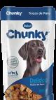 Six Pack Chunky Pouch Trozos de Pavo x 100